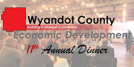 Wyandot County Economic Development 11th Annual Dinner tickets