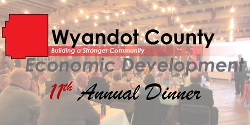 Wyandot County Economic Development 11th Annual Dinner