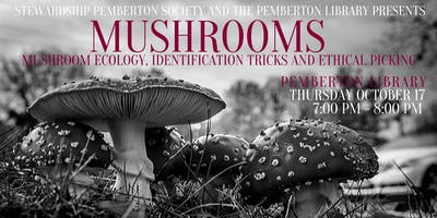 Mushrooms: mushroom ecology, identification tricks and ethical picking