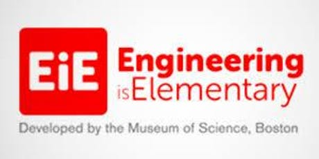 NEOSTEM: Engineering is Elementary PD  & Implementation Planning tickets