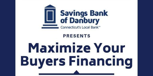 Maximize Your Buyers Financing!