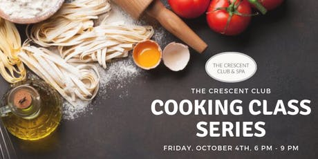 Cooking Class Series tickets