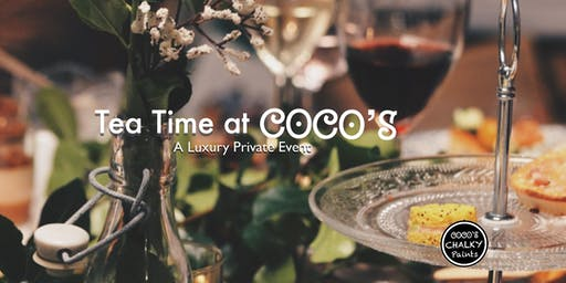 Tea Time at Coco's