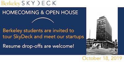 Berkeley SkyDeck Homecoming & Open House