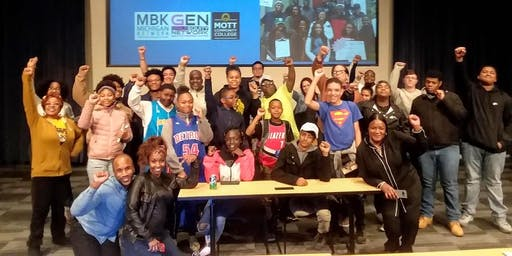 Young, Political, Powerful Youth Summit 2019 (MBK/GEN Michigan)