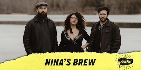 Nina's Brew tickets