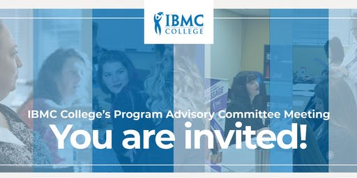 IBMC College PAC Meeting
