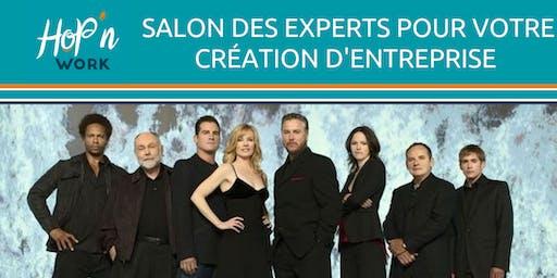 Vous créez votre entreprise ? venez rencontrer gratuitement des experts !!