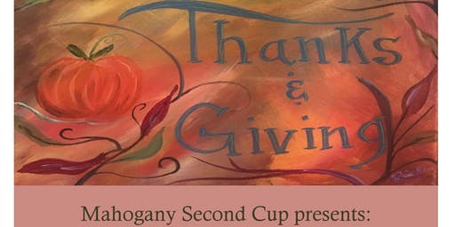 Paint Night - Special Thanksgiving Event