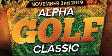 2019 Alpha Golf Classic tickets