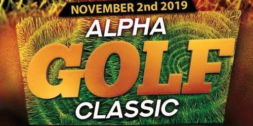 2019 Alpha Golf Classic