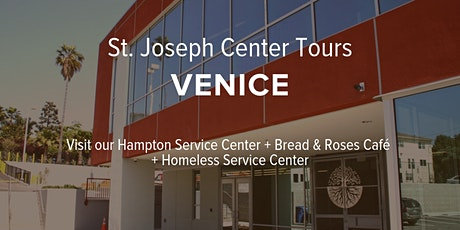 St. Joseph Center Tours - Venice tickets