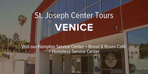 St. Joseph Center Tours - Venice