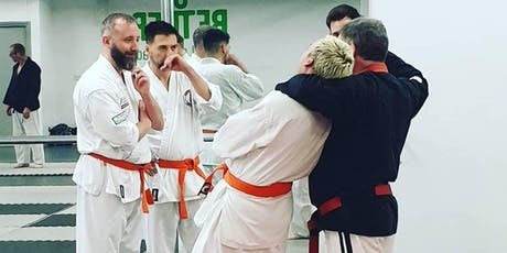 LGBT Jujitsu & Self Defence - Free Taster Session tickets