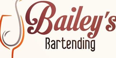 Bailey's Bartending Classes 101