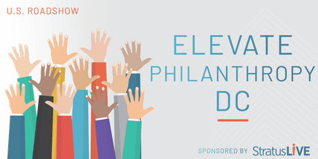 Elevate Philanthropy - Washington DC tickets