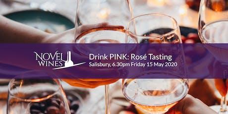 Drink Pink! Rosé Wine Tasting at Fisherton Mill, Salisbury tickets