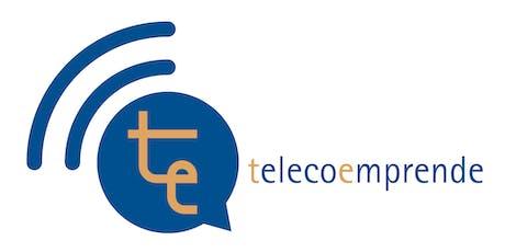 VI Jornadas TelecoEmprende entradas