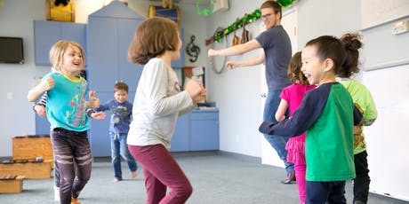 Creative, Engaging Music Class for Kids Ages 4-5 tickets