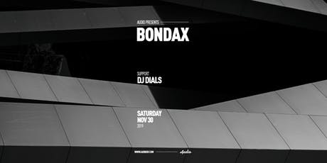 BONDAX tickets