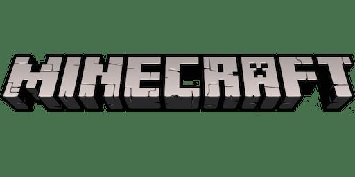 Minecraft Mondays at Microsoft Store