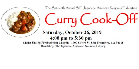 JARF Curry Cook-Off tickets