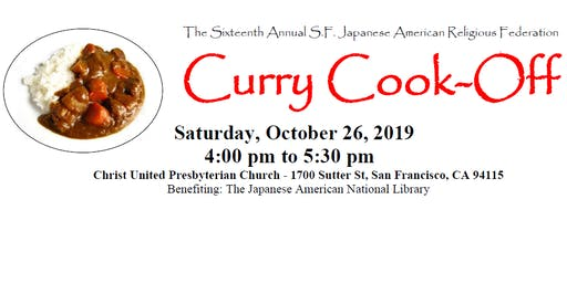 JARF Curry Cook-Off