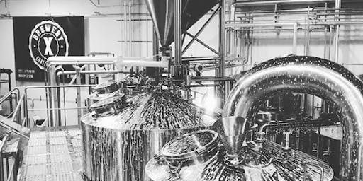 The Power of Partnerships and the Art of the Brew at Brewery X