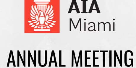 Annual Meeting Happy Hour tickets
