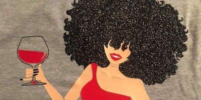 #BlackGirlMagic  Sip & Shop