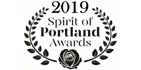 Spirit of Portland Awards tickets