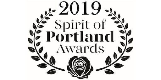 Spirit of Portland Awards