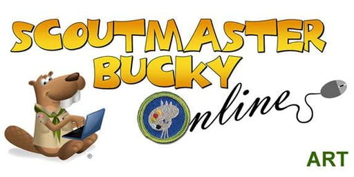 Scoutmaster Bucky Online - Art Merit Badge - 2020-01-20 - Scouts BSA