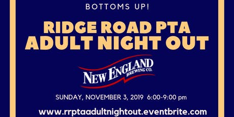 Adult Night Out 2019 Ridge Road PTA tickets