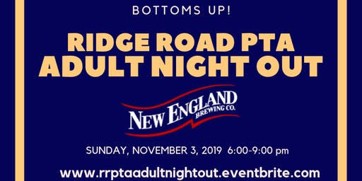 Adult Night Out 2019 Ridge Road PTA