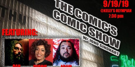 The Comic's Comic Show tickets