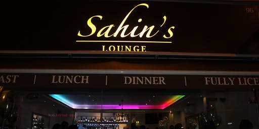 Sahin's Lounge Relaunch