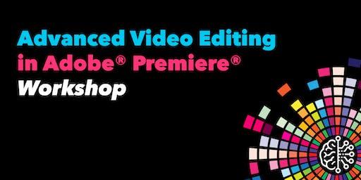 Advanced Video Editing in Adobe Premiere