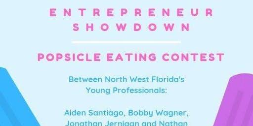 Entrepreneur Showdown - Popsicle Eating Contest