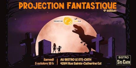 Cinéma d'auteur pour préparer l'Halloween tickets
