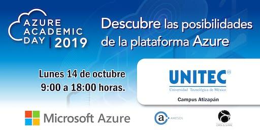 Azure Academic Day 2019 - UNITEC Atizapán