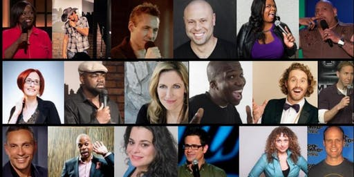 Discount 11pm Tickets to Broadway Comedy Club BY KJD Marketing