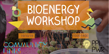 Bioenergy Workshop tickets