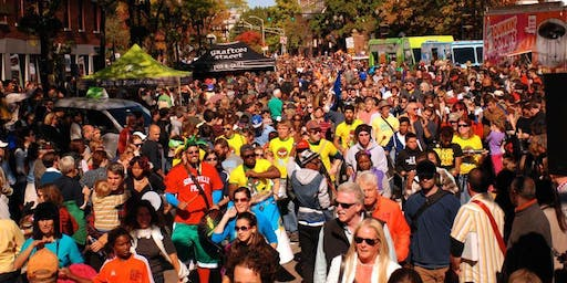Harvard Square Oktoberfest - The Dread Rocks Reggae Street Show