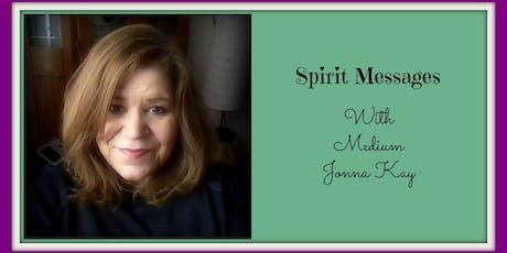 Afternoon Of Spirit tickets