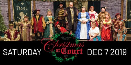My Safe Harbor Presents:  Christmas at Court tickets