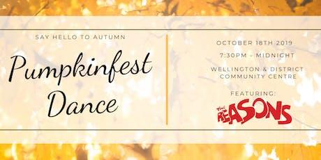 Pumpkinfest Dance tickets