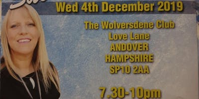 An Evening of Mediumship with the wonderful Sue Hind Wed 04/12/19 7pm-10pm