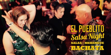 Salsa Night Mixer and Party at El Pueblito Patio 10/05 tickets