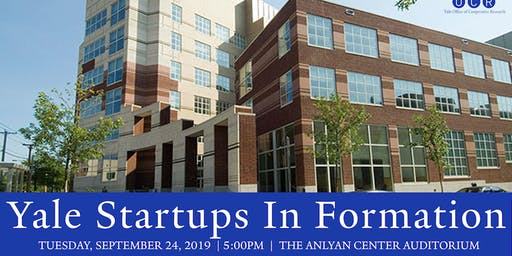 Yale Startups In Formation